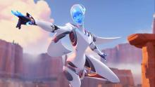 Echo, the latest hero in Overwatch is a damage hero.