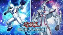 Artwork promoting Elemental HERO Neos Alius and Elemental HERO Neos!