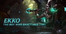 The Boy Who Shattered Time