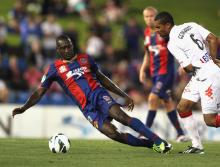 This Liverpool and England legend played plenty of games in the A-League for Newcastle Jets.