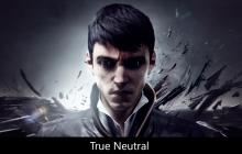 The Outsider is an Example of a True Neutral Character.