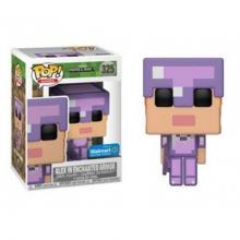 A regular pop not doing it for you? Get your hands on the enchanted armor pop!