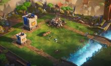 All water under the bridge? Not in Clash Royale. This river marks the boundary between you and your enemy. Cross this bridge at your own risk.