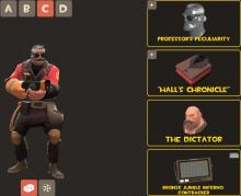 The engineer from Team Fortress 2