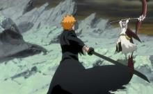 Ichigo takes on a new enemy.