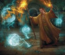 Epic Spells consist of many elements
