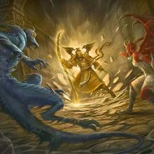 Epic spells can turn the tide in a battle