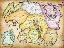 Tamriel is a big place. Keep track of where to go and what to do!