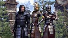 Well-educated officers and diplomats of Cyrodiil