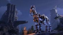 Mounts can be purchased in the Crown Store for long distance travel