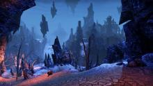 Coldharbour provides players with a haunting landscape to explore.