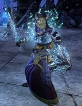 Check out the cool aesthetic of the Iceheart Set!