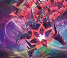 Eternatus VMAX looks and moves like a majestic beast. (Official art credit goes to Nintendo.) But will Eternatus VMAX actually usurp ADP/Z's and PikaRom's titles as the best dragon decks?