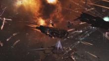 Take part in some of the largest space battles that will ever exist in this classic MMORPG.