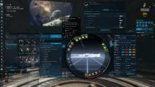 EVE Online Options Menu