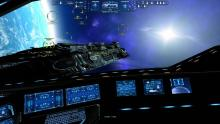 Detailed flight controls will make you feel like you're really in command when you play Evochron Legacy