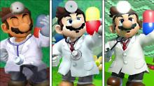 Doc changed quite a bit between Melee and Sm4sh