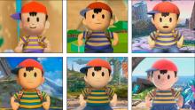 Ness got a lot more detailed since the 90's