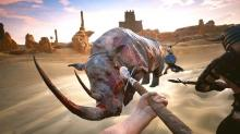 Survive harsh beasts and harsher conditions in Conan Exiles.