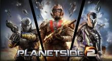 The 3 factions of Planetside 2