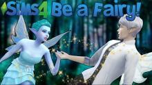<The Sims 4>-<Fairy mod>