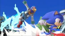 Falco's Side B has only gotten faster since Melee
