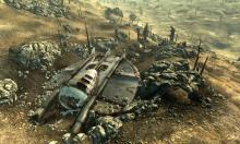 Fallout 3's later DLCs added many interesting plots to the game, especially Mothership Zeta, where the player can meet people from the past, fight aliens, and pick up their advanced gear