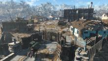 This player-made settlement in Fallout 4 helps make the wasteland feel like a home.