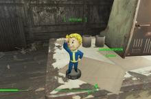 The Bobbleheads have not gone away in this most recent fallout title