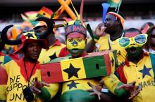 African teams are famous for their world class supporters.