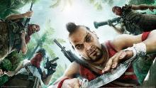 Vaas, one of the NPCs you encounter along your journey
