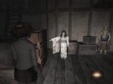 Not all spirits in Fatal Frame will be hostile, but will lead you in the right direction. Still creepy though.