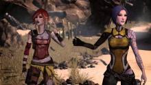 Maya and Lilith