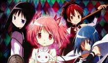 As she decides whether she will accept the role of a magical girl, Madoka meets others who have accepted the posistion.