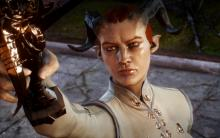 Regardless of the background chosen, you earn your place at the front, leading the new Inquisition as their Inquisitor