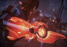 In Mass Effect 3, players will be up close and personal with many different kinds of enemies.