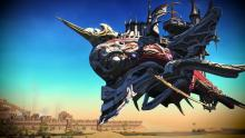 There are lots of ways to get around Eorzea, but few look as impressive as airships!