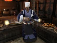 A Culinarian displays the food they prepared
