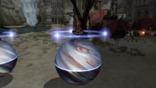 The Demi-Ozma's default sphere form
