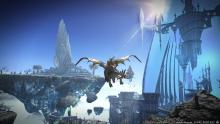 Adventurers can eventually unlock flying in many areas of Eorzea, leading to a whole new way to explore the lands.