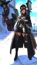 A player shows off their Idealized gear