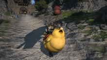 While chocobos are the standard, there are loads of mounts to discover in FF14. From epic tigers to the more humorous fat chick, there's bound to be something out there that catches your eye.