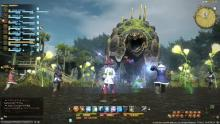 You can join a party of friends to explore Eorzea with ease, taking down powerful monsters and undergoing various challenges!