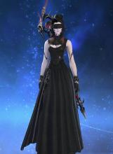 A character wearing the YoHRa Type-51 casting set