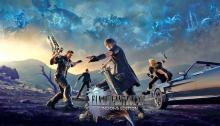 Cover art for the Windows Edition of Final Fantasy XV