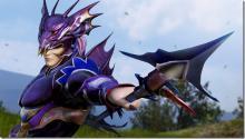 Dragoon Kain in Dissidia