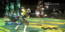 Gameplay from the first FXIII game