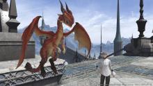 Firament, Ishgardian Restoration, Dragonsong, Heavensward, Shadowbringers