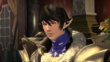 Commander of the Holy Knights and all-around great guy, Aymeric