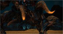 Take on Ifrit in a terrible struggle to survive.